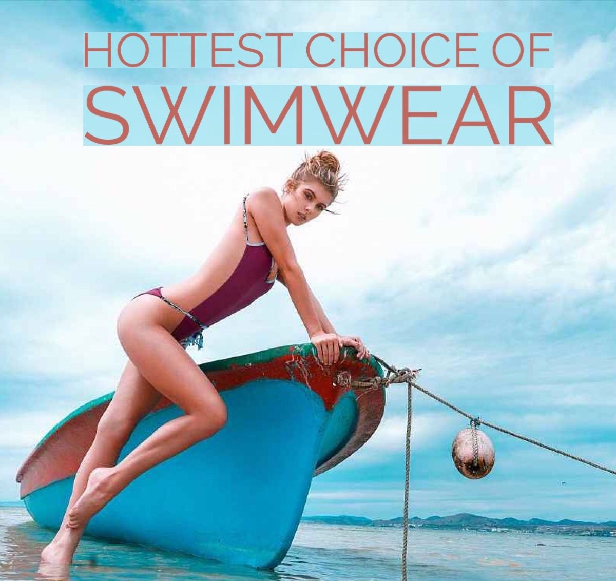 HOLIDAY SEASON HOTTEST MONTH FOR SWIMWEAR